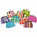 Coin Purses Retro Designs
