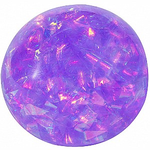 Crystal Squeeze Ball