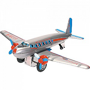 Diecast Airplane-Printed
