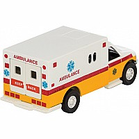 Die Cast Ambulance Rescue