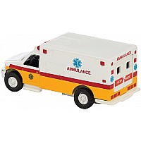 Die Cast Ambulance