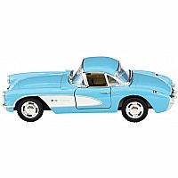 Die Cast Corvette 1957