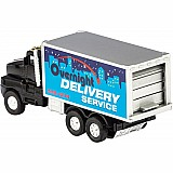 Die Cast Delivery Trucks