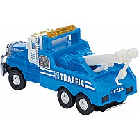 Emergency Tow Truck