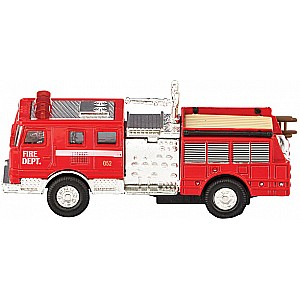 Diecast Fire Engine Asst