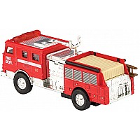 Diecast Fire Engines Asst