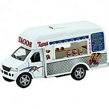 Die Cast Food Truck
