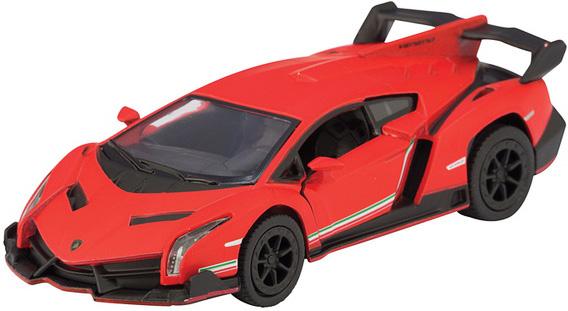 Lamborghini Veneno ( Red and Black) - G Willikers