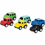 Die Cast Mini Cars 48 PC