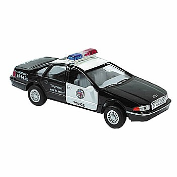 Die-cast Police, Pull Back