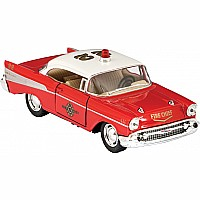 Die Cast Fire/ Police Bel AIR
