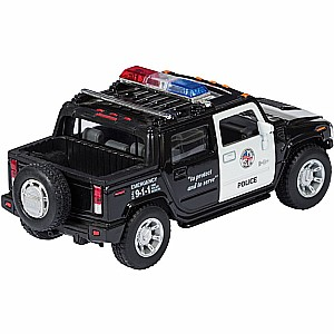 Diecast 2005 Police Hummer H2