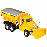 Snow Plow Truck- Assorted Colors