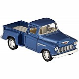 Diecast 1955 Chevy Stepside Pick-up