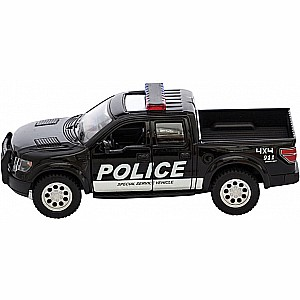 Diecast Raptor Fire-Police Rescue