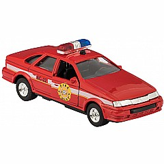 Diecast Sonic Police/Rescue Car