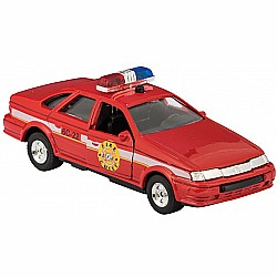 Die Cast Sonic Police/ Rescue Car