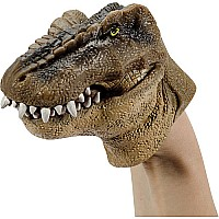 Dinosaur Hand Puppet- Assorted Colors