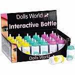 Dolls World Interactive Bottle