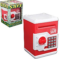 Electronic Safe bank