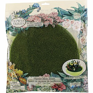 Flower Fairy Moss Insert