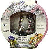 Flower Fairy Planter Kit Pink