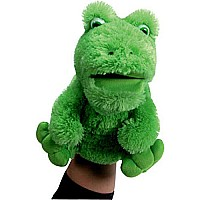 Musical Frog Puppet