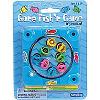 Gone Fishing Game - Wind Up