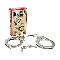 Hand Cuffs With Keys