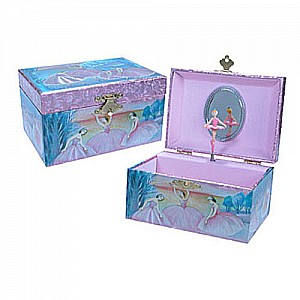 Irides Ballerina Jewelry Box
