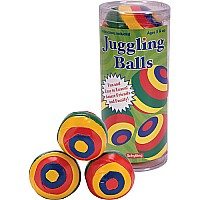 Juggling Balls Striped