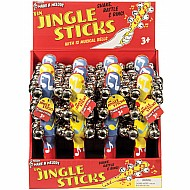 Jingle Sticks - Music