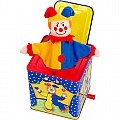 Schylling Jester Jack-in-the-Box