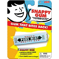 Jokes - Snappy Gum