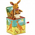 Kangaroo Jack In Box
