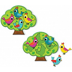 Birds In Tree Puzzle - Lil Cl