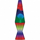 "14.5"" Rainbow Lava Lamp"
