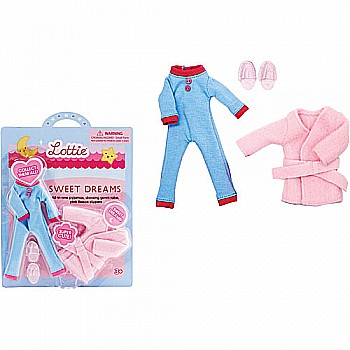 Lottie Sweet Dreams Outfit