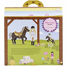 Lottie Doll Pony Club Set