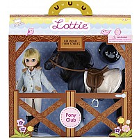 Lottie Doll - Pony Club Set