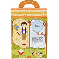 Lottie Dolls Kite Flyer - Finn