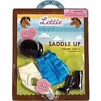 Lottie Doll - Saddle Up Outfit