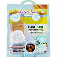 Lottie Doll - Cake Bake Outfit