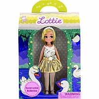 Lottie Doll - Swan Lake