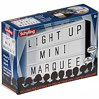 Light Up Mini Marquee