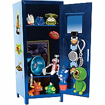 Boys Rule Locker W/ Magnets