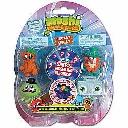 Moshi Monsters 5pk Collector Series 2