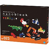 Nanoblock - Standard Color Set