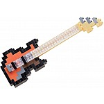 Nanoblock - Electric Bass Guitar