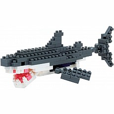 Nanoblock - Great White Shark